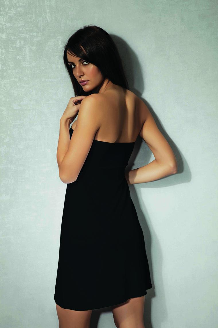 Doreanse Siyah Kombinezon 11133-1