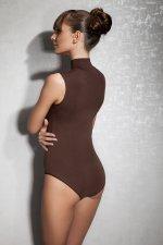 Doreanse Kahverengi Bodysuit 12107-1