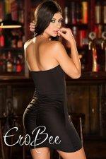 For Dreams Straplez Mini Elbise 8080