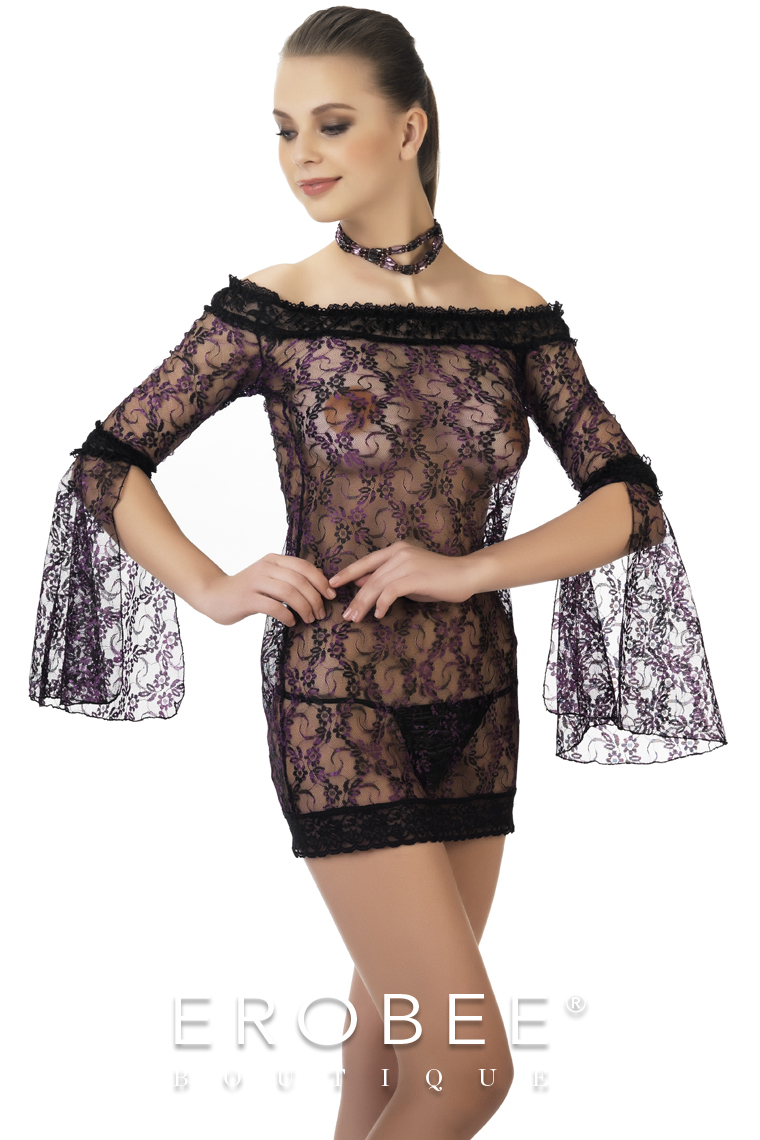 For Dreams Babydoll 8528