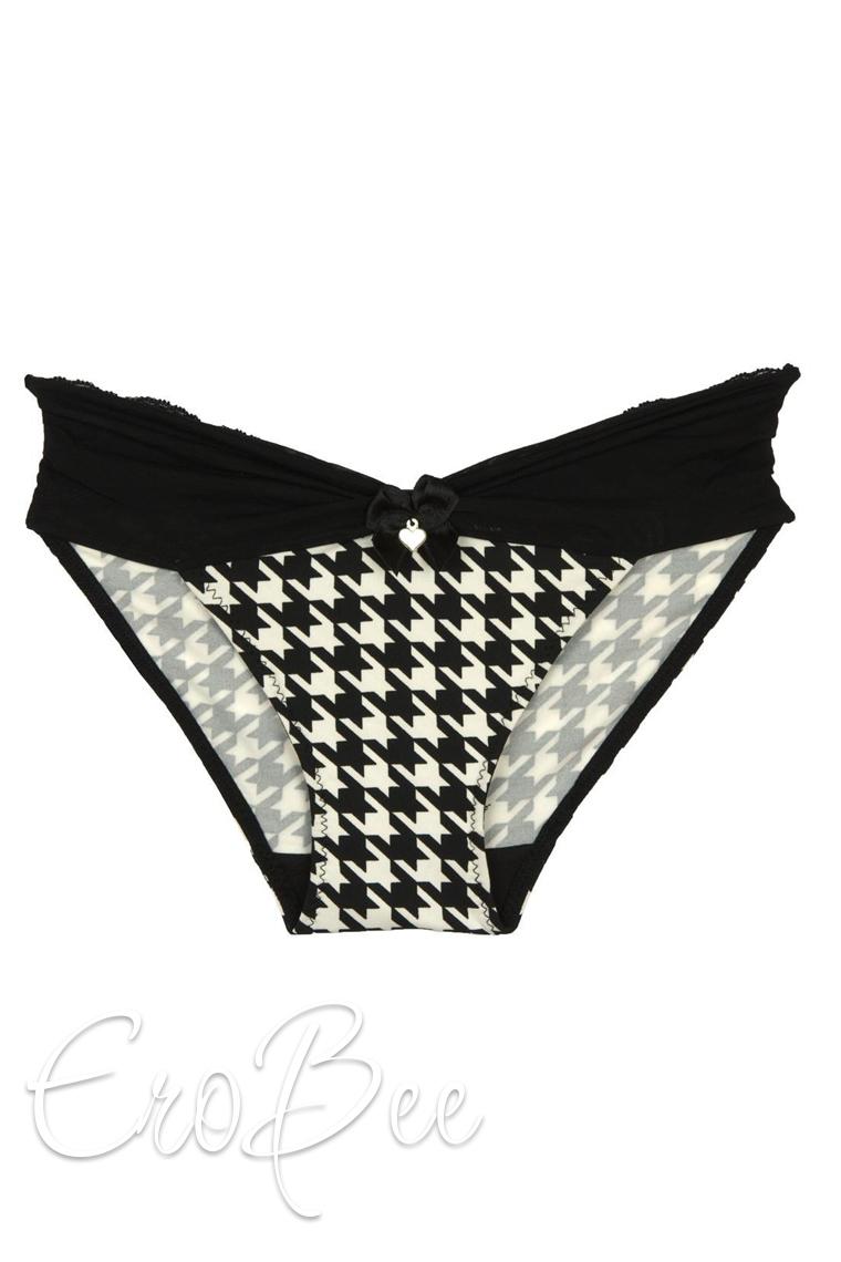 X-Lady Dantel Kemerli Bikini Külot 1500