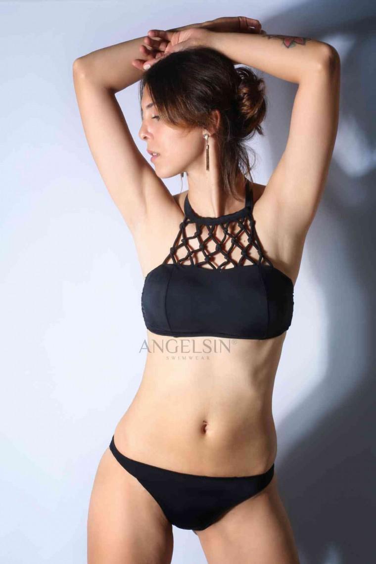 Angelsin Siyah Bikini 41908