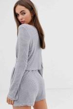 Şortlu Pijama Takımı 4040