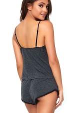 Şortlu Kadın Pijama Takım 4029
