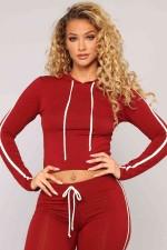 Kadın Pijama Kırmızı 4049