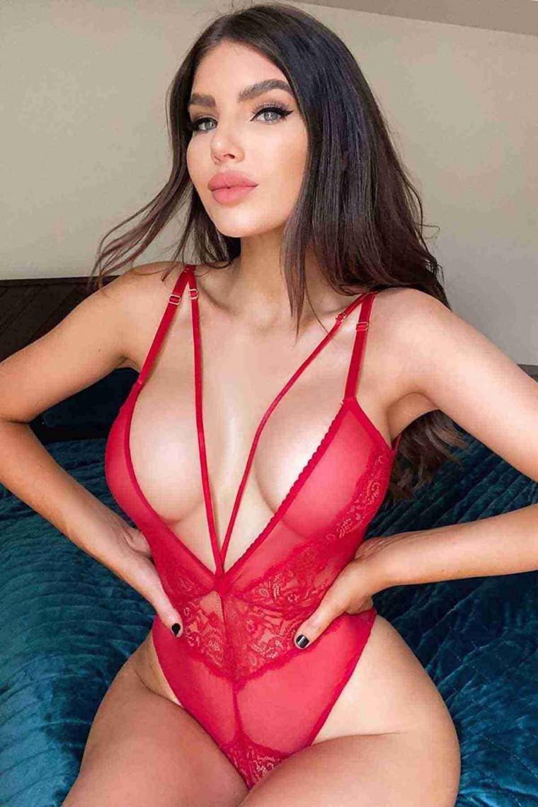 Sexy Body Kırmızı 2515