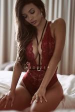 Merry See Kırmızı Fantazi İç Giyim 2510