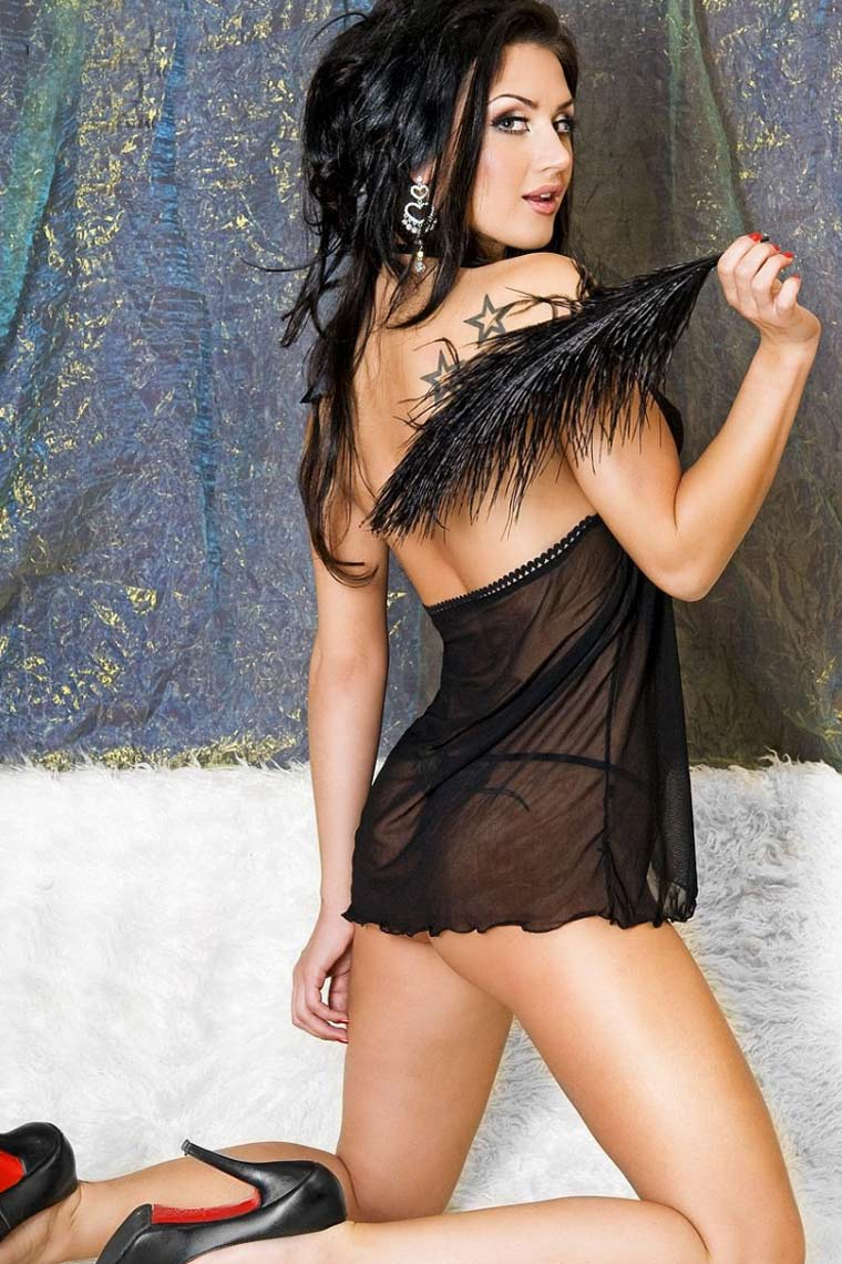 Night Light Babydoll 3166