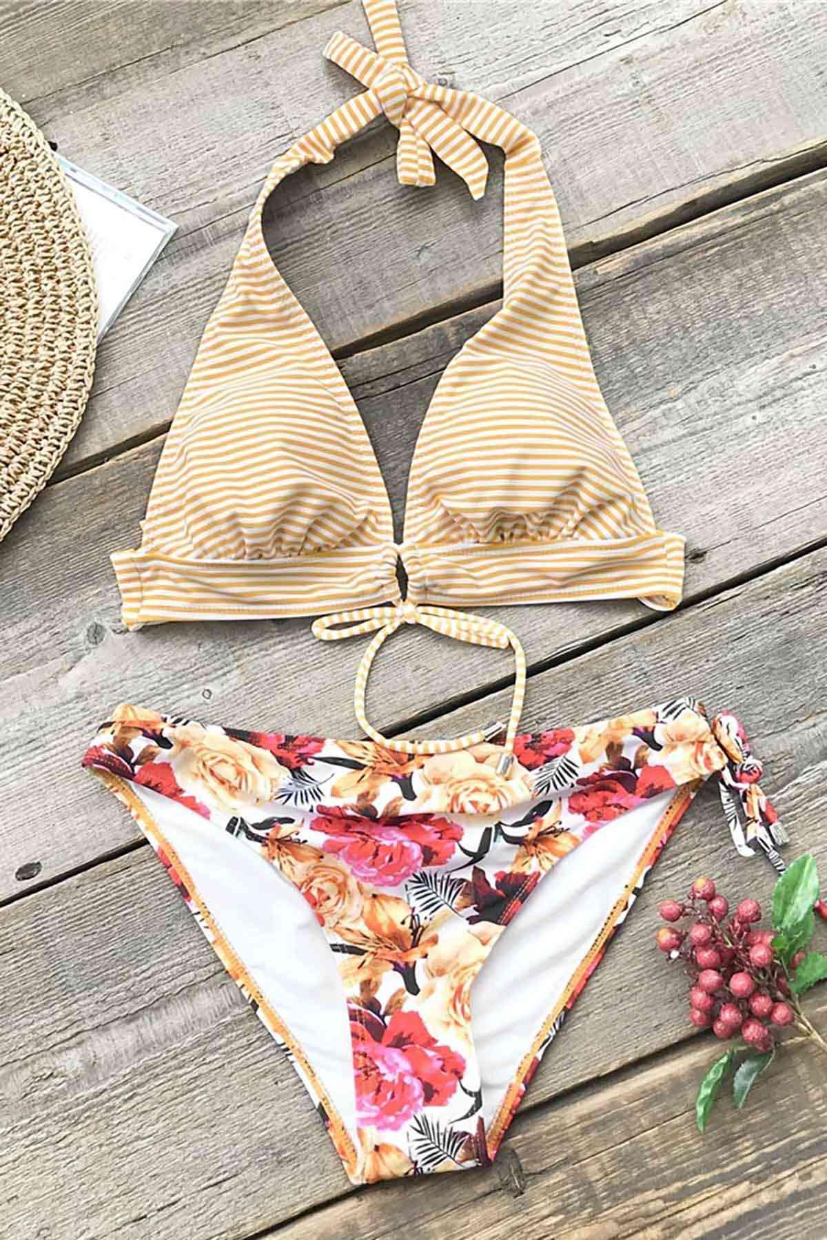 Bikini Takım Çok Renkli 4289