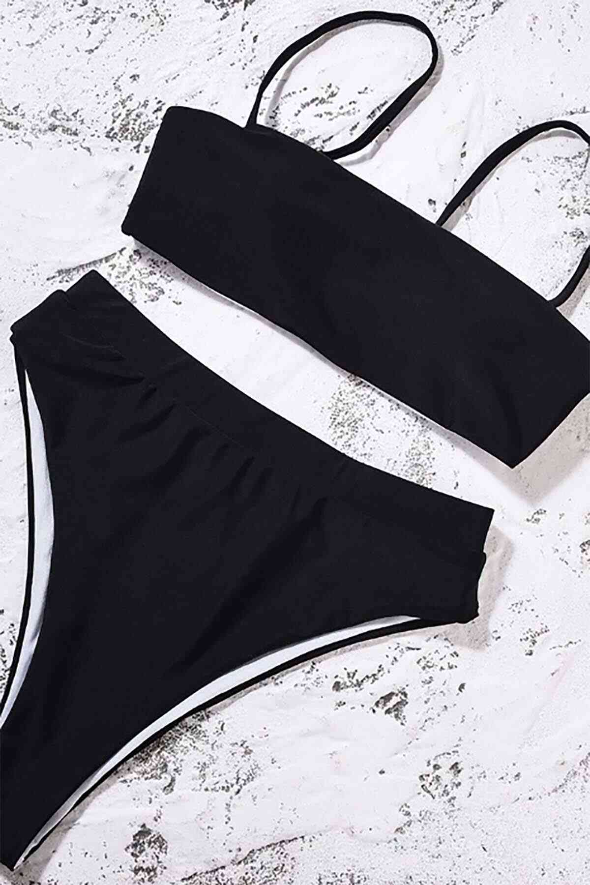 Bikini Takım Siyah 4112